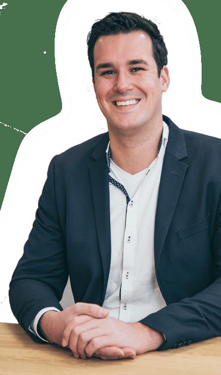 Tim van den Hurk directeur van VedaCom